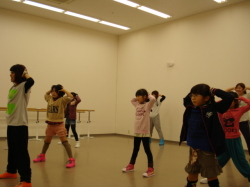 HIPHOP JAZZ Kid's